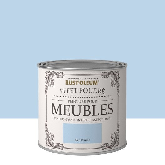 Peinture pour meuble objet et porte poudr rustoleum for Peinture pour tissu ameublement