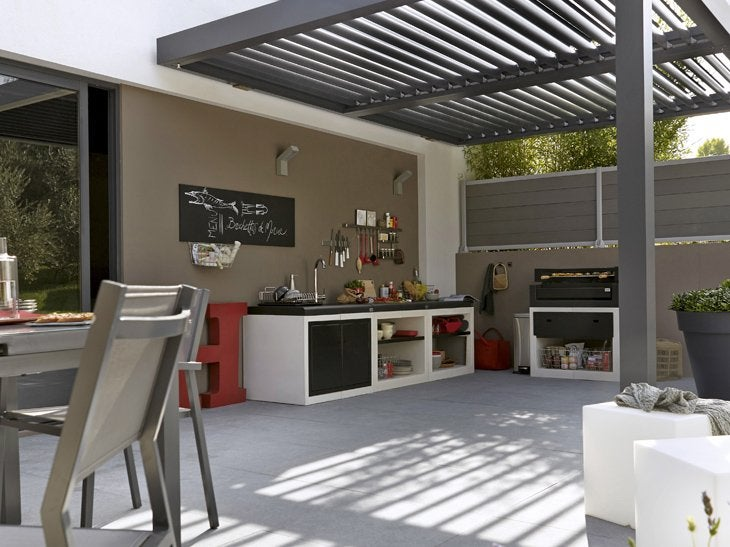 Comment amenager sa terrasse d 39 appartement - Idee deco terras appartement ...