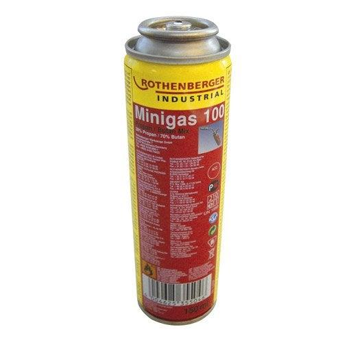 Cartouche de gaz butane et propane minigas 100 kg - Injecteur gaz butane leroy merlin ...