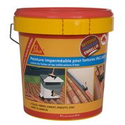 Protection toiture inclinée SIKAGARD terre cuite 4L