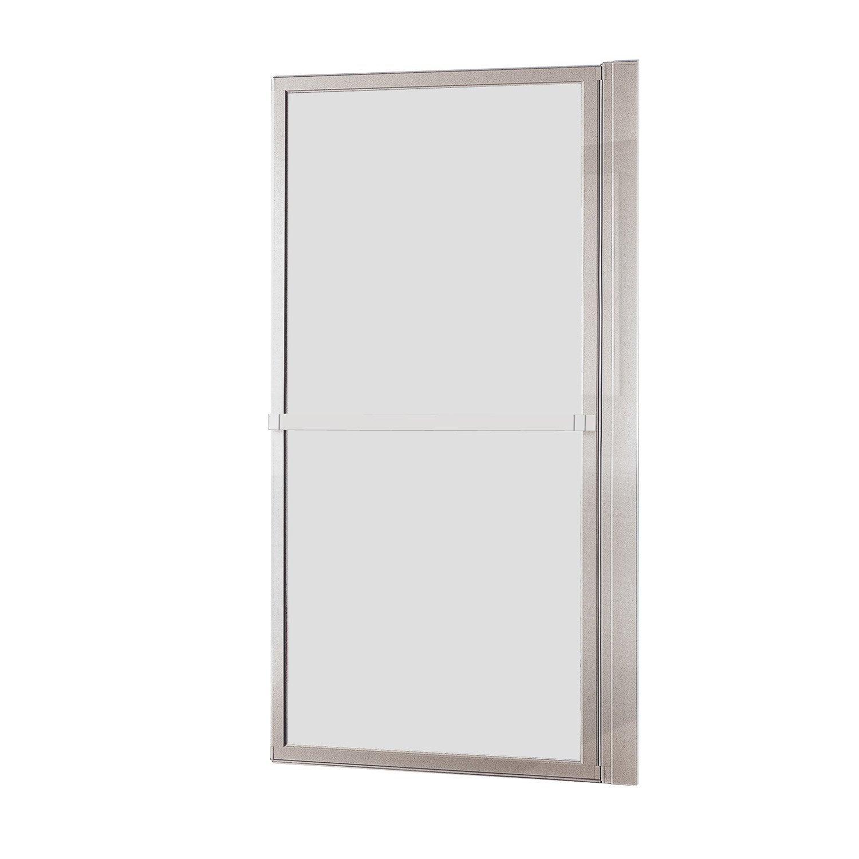 pare baignoire 1 volet pivotant x cm verre de s cu transparent lift leroy merlin. Black Bedroom Furniture Sets. Home Design Ideas