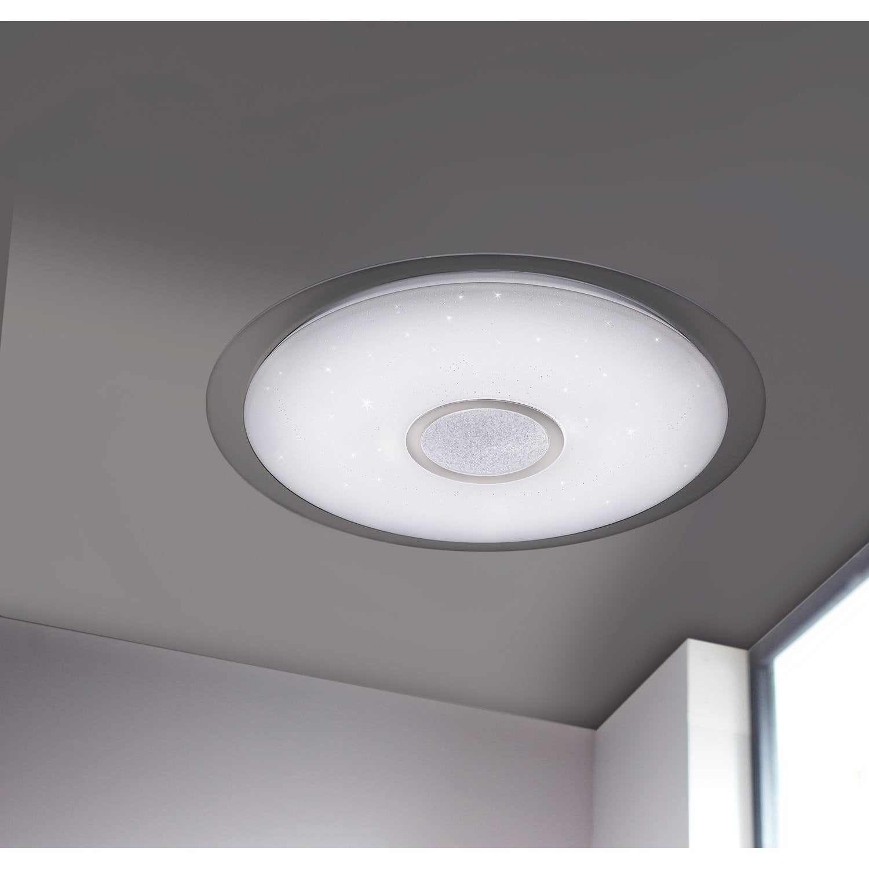 Plafonnier LED, Plafonnier Design, Industriel Au Meilleur Prix | Leroy  Merlin