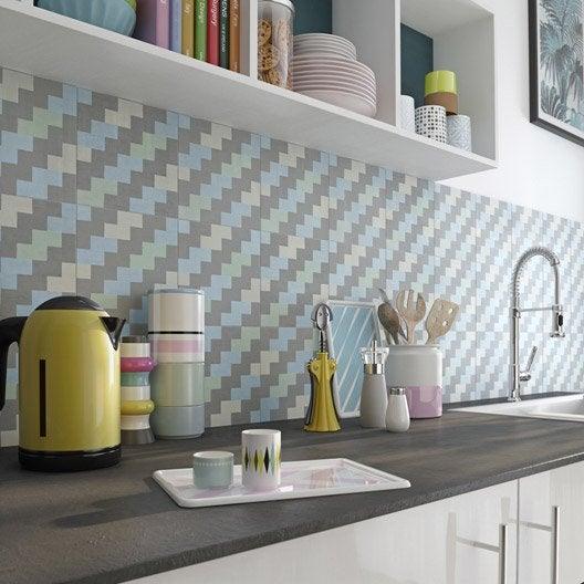 carreau de ciment mural au meilleur prix leroy merlin. Black Bedroom Furniture Sets. Home Design Ideas