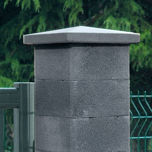 Pilier pilier portail b ton leroy merlin - Griffe de jardin leroy merlin bordeaux ...