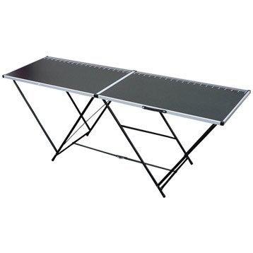 Table à tapisser pliante OCAI, 60 cm x 3 m