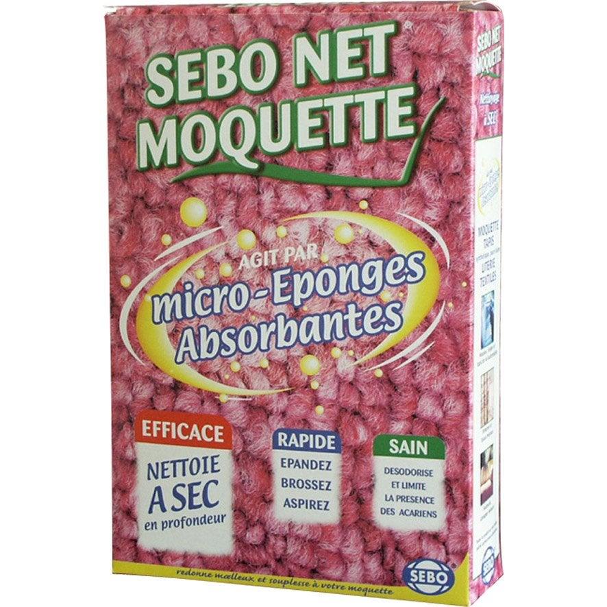 Nettoyant Moquette Sebo 500 G Leroy Merlin