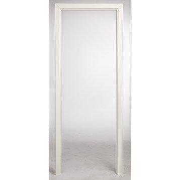 Porte classique bloc porte porte bois porte ch ne for Bati de porte en bois