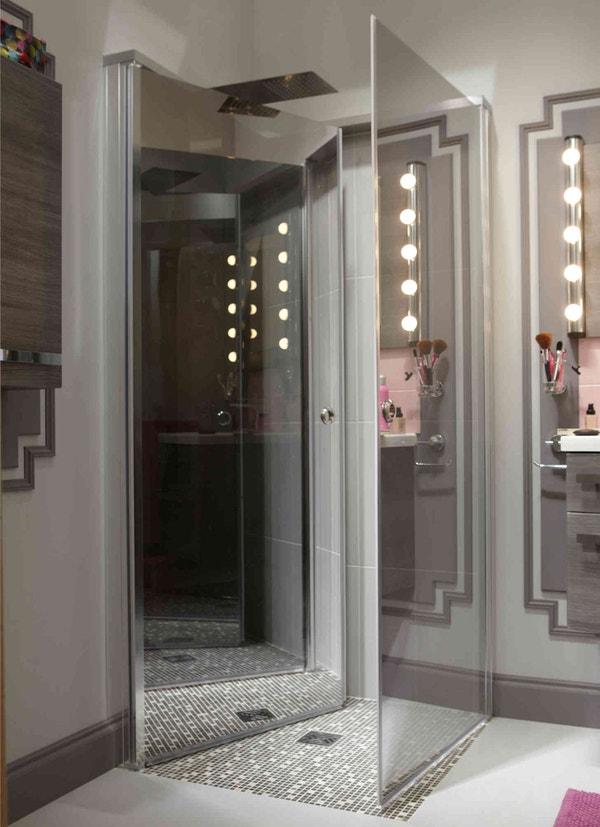 Bien aménager une petite salle de bains | Leroy Merlin
