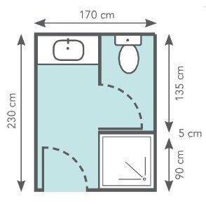 Bien am nager une petite salle de bains leroy merlin - Plan amenagement salle de bain ...