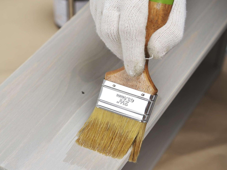peinture pour meuble objet et porte poudr id charme ecume 0 5l leroy merlin. Black Bedroom Furniture Sets. Home Design Ideas