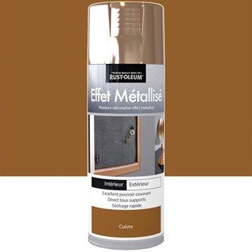 Peinture aérosol Effet metallisé métallisé RUSTOLEUM, cuivre, 0.4 l