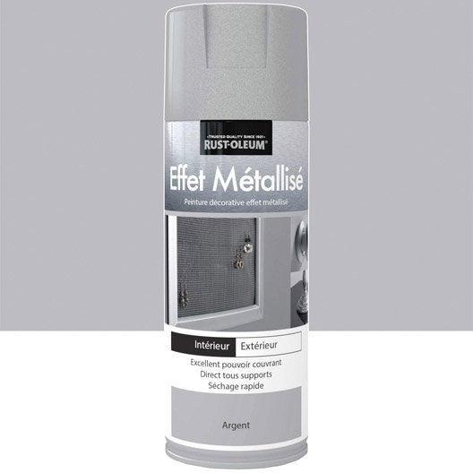 bombe de peinture int rieure a rosol peinture spray au meilleur prix leroy merlin. Black Bedroom Furniture Sets. Home Design Ideas
