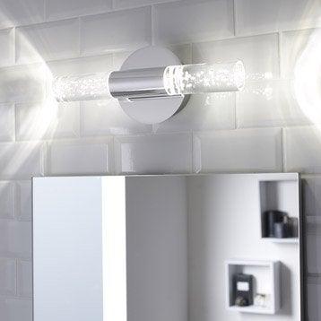 Applique Bula, LED 2 x 5 W, LED intégrée blanc froid