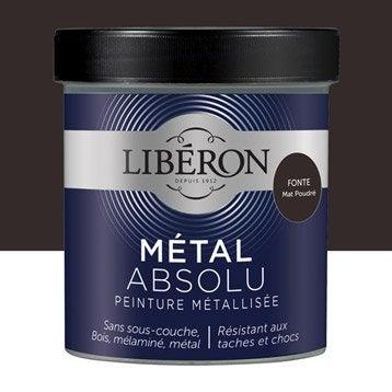 Peinture vernis et cire effet pour meuble et objet for Peinture liberon effet metal caen