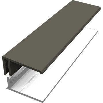 accessoires de bardage accessoires de toiture charpente et bardage leroy merlin. Black Bedroom Furniture Sets. Home Design Ideas