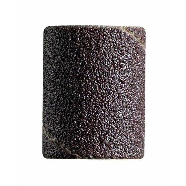 lot de 4 bandes de pon age grains 120 dremel leroy merlin. Black Bedroom Furniture Sets. Home Design Ideas