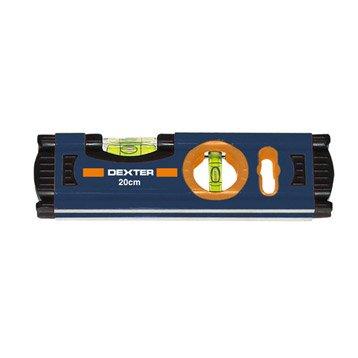 Niveau torpedo magnétique DEXTER, L.20 cm