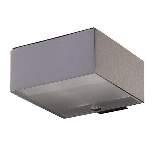 Spot pour miroir de salle de bains foggia leroy merlin - Miroir salle de bains leroy merlin ...