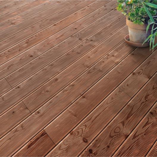 Planche bois pin marron x cm x mm - Leroy merlin planche pin ...