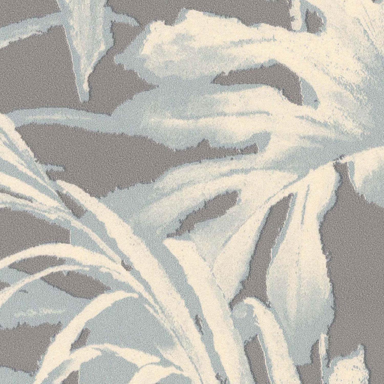 Papier Peint Intisse Feuillage Vert Leroy Merlin