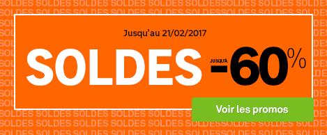 SOLDES HIVER 2017