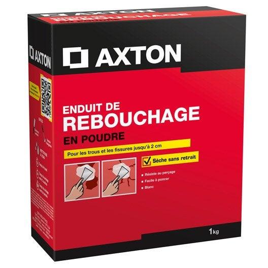 Latest Enduit De Rebouchage Poudre Blanc Axton Kg With Anti Mousse Axton.