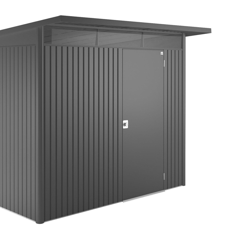 Abri de jardin métal Avantgarde xl, 6.35 m² Ep.0.5 mm | Leroy Merlin