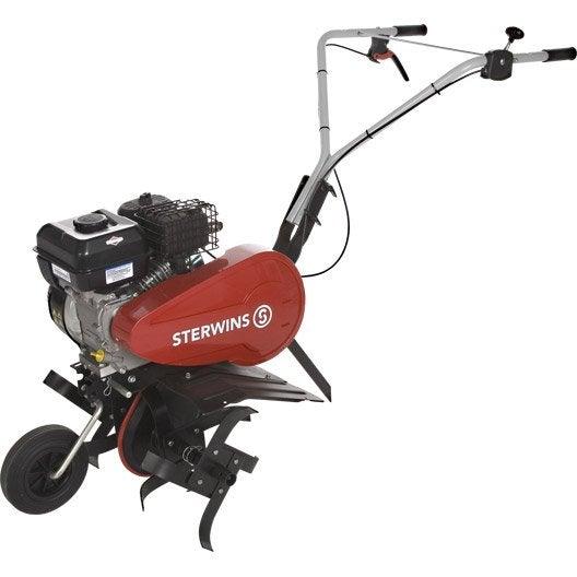 Motobineuse à essence STERWINS B40 127 cm³