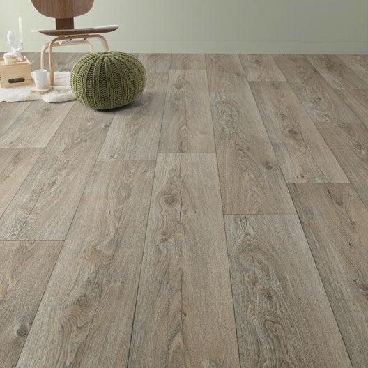sol pvc berlin grey premium textile l 4 m leroy merlin. Black Bedroom Furniture Sets. Home Design Ideas