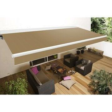 store banne et store fen tre store ext rieur porte d 39 entr e fen tre et v randa leroy merlin. Black Bedroom Furniture Sets. Home Design Ideas