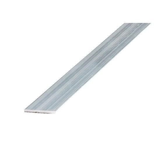 Champlat en aluminium 20 x 2 mm l 2 40 m leroy merlin - Porte douche plastique ...