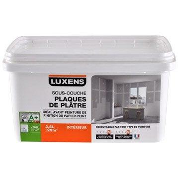 Sous-couche plaque de plâtre LUXENS 2.5 l