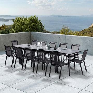 Stunning Salon De Jardin Bora Bora Noir Contemporary - House ...