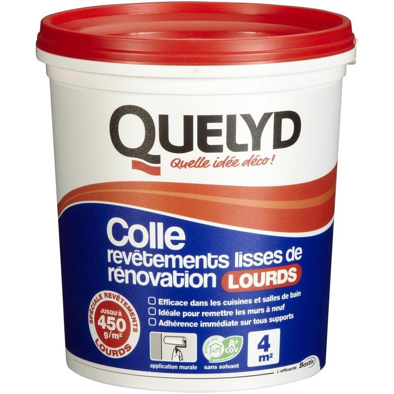 Colle Revêtement Mural Lourd Revêtement Lourd Quelyd 1 Kg