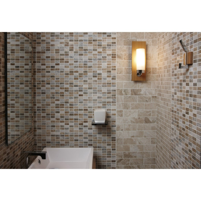 mosa que sol et mur byzance multicolore 1 5 x 3 2 cm leroy merlin. Black Bedroom Furniture Sets. Home Design Ideas