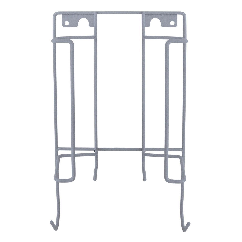 porte table et fer repasser suspendre gris x x p 9 cm leroy merlin. Black Bedroom Furniture Sets. Home Design Ideas