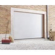 Porte de garage à enroulement PRIMO H.200 x l.240 cm