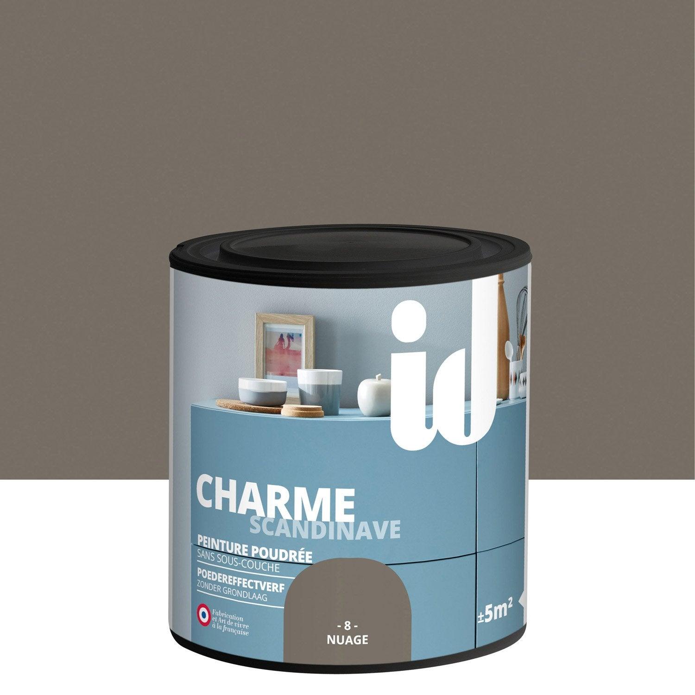 Peinture pour meuble objet et porte poudr id charme - Peinture pour meuble stratifie castorama ...