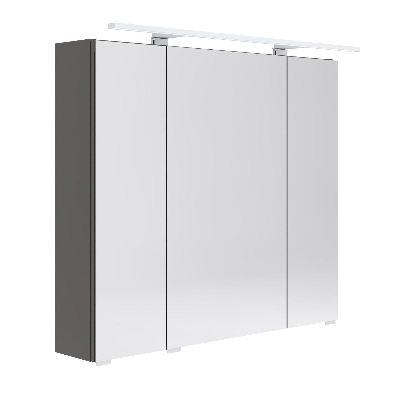 Hauteur Armoire De Toilette armoire de toilette lumineuse opale