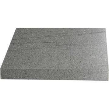 plan de travail stratifi basaltino gris 315 x 65 cm ep 38 mm. Black Bedroom Furniture Sets. Home Design Ideas