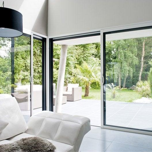 baie vitree baie coulissante leroy merlin. Black Bedroom Furniture Sets. Home Design Ideas
