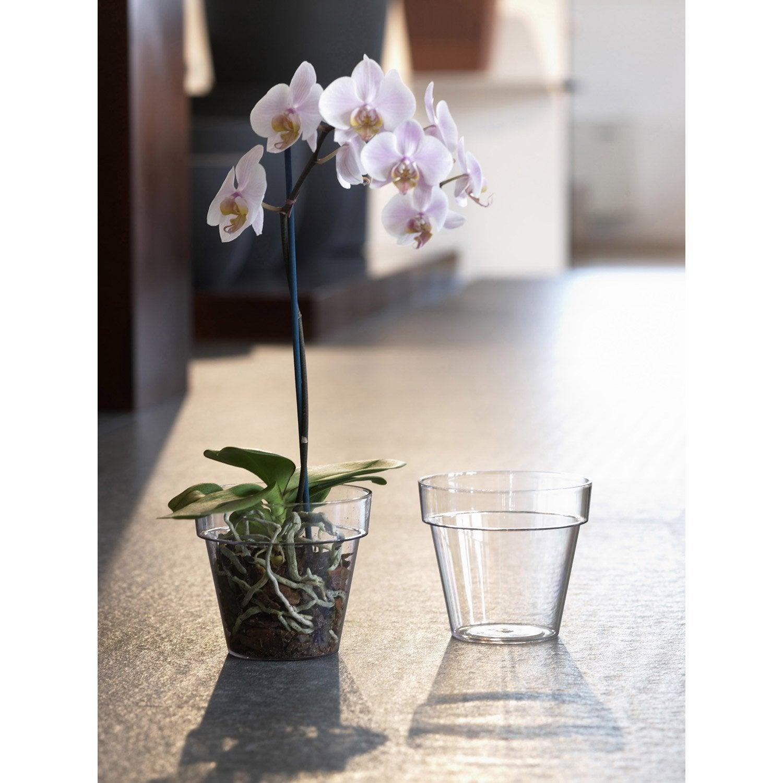 cache pot plastique euro3plast x cm. Black Bedroom Furniture Sets. Home Design Ideas