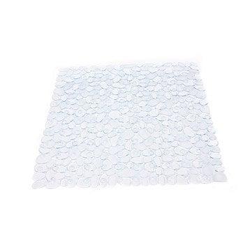 Tapis antidérapant transparent pour douche, Stone SENSEA