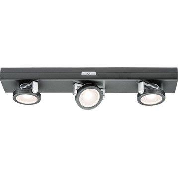 Réglette Rotate, LED 3 x 0.2 W, LED intégrée blanc froid