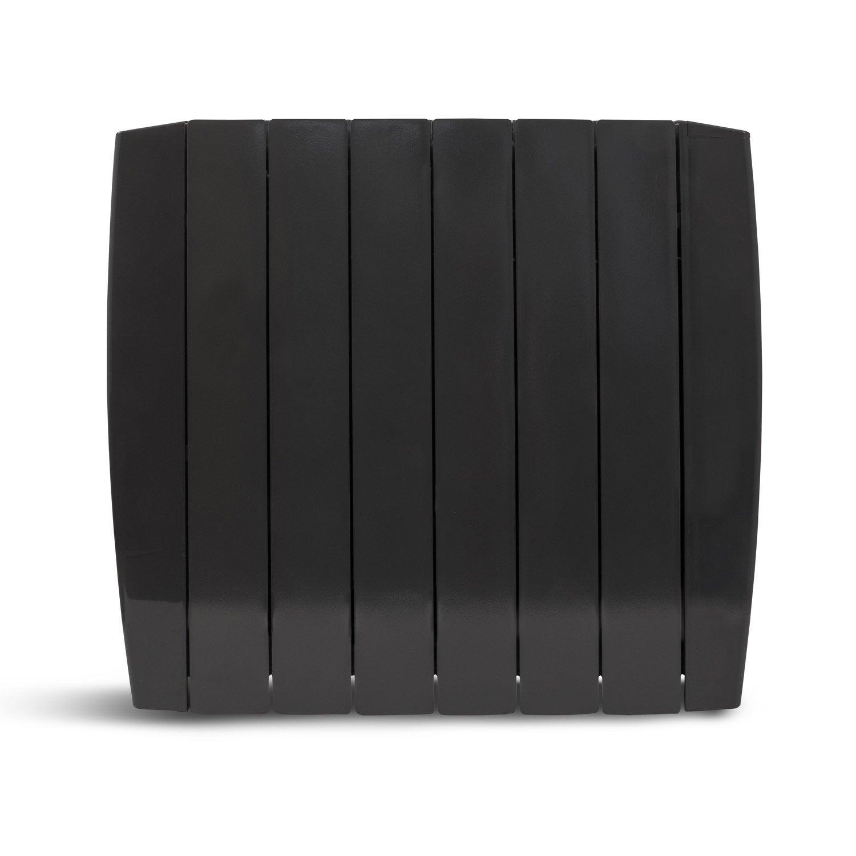 radiateur lectrique inertie pierre hjm optima anth 1000. Black Bedroom Furniture Sets. Home Design Ideas
