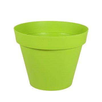 Pot xxl bois fibre plastique leroy merlin for Pots lumineux leroy merlin