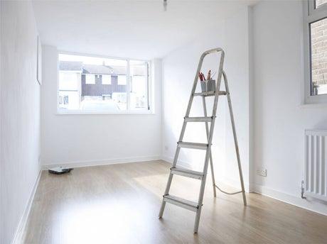 comment préparer un mur avant de le peindre ? | leroy merlin - Primaire D Accrochage Peinture Plafond