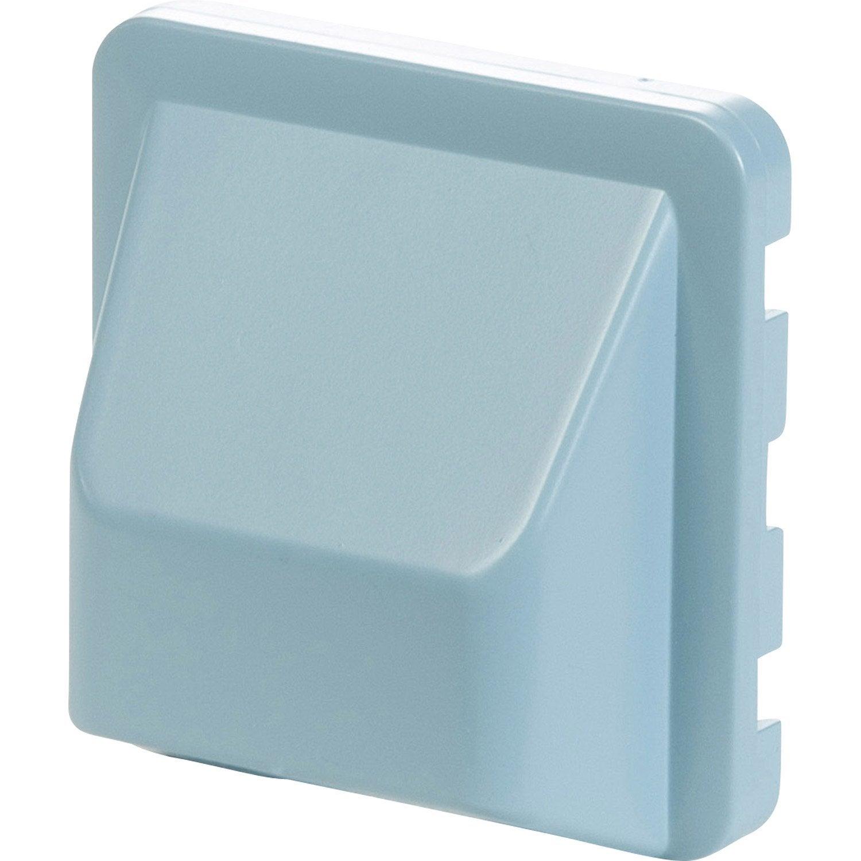 cache sortie de c ble cosy lexman bleu baltique n 3 mat leroy merlin. Black Bedroom Furniture Sets. Home Design Ideas