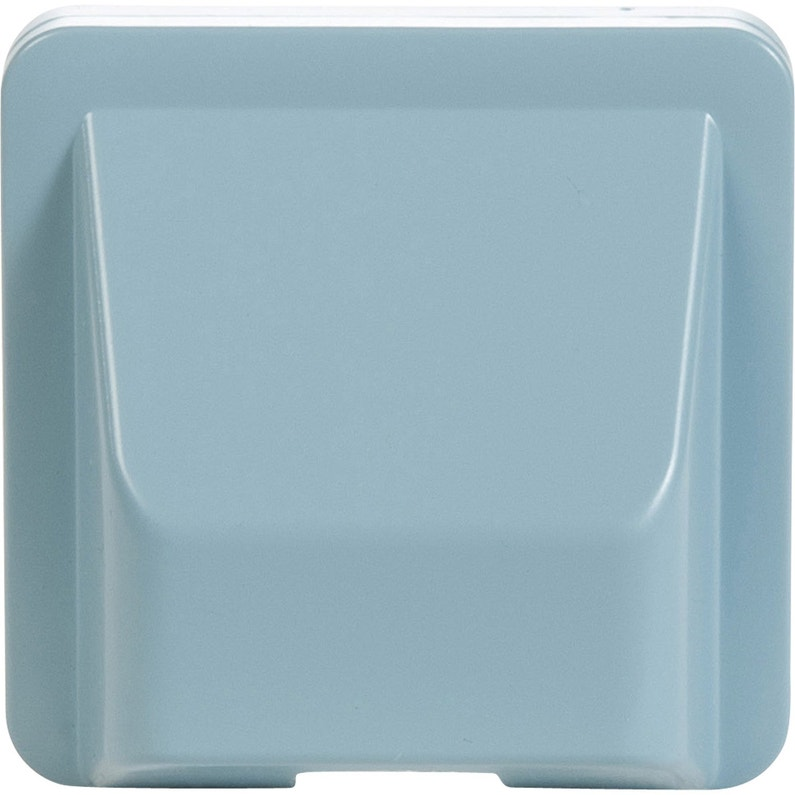 Cache Sortie De Câble Cosy Lexman Bleu Baltique N3 Mat