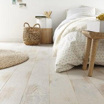 parquet contrecoll et parquet massif leroy merlin. Black Bedroom Furniture Sets. Home Design Ideas